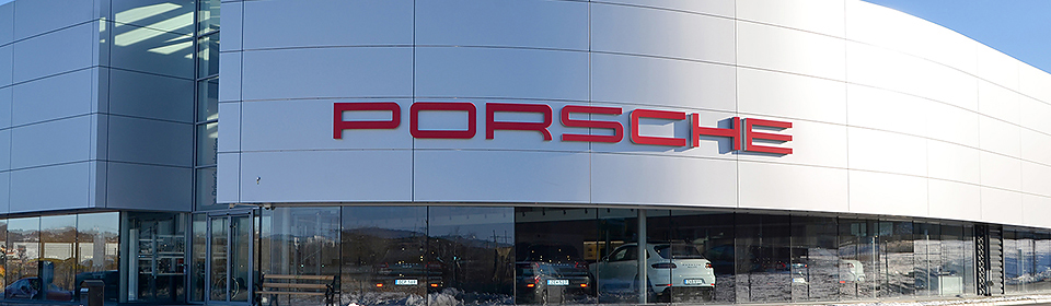 Porsche Center, Göteborg